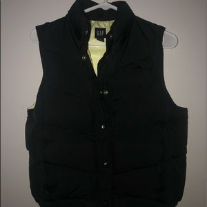Gap down vest size M